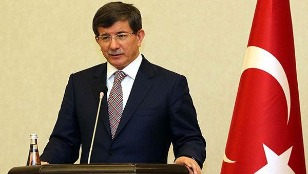 """Başbakan Davutoğlu: """"AYM yetkisini aştı!"""""""