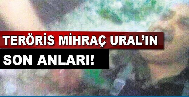 İşte Mihraç Ural'ın son anları!