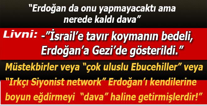 Erdoğan da onu yapmayacaktı ama nerde kaldı dava