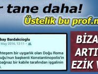 """Bir """"Bizans artığı"""" daha!."""