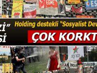 """""""Gezi"""" şeysi; Holding destekli """"Sosyalist devrim""""(!)"""