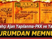 FETÖ ve PKK; Sevinçte ve kederde ortak!