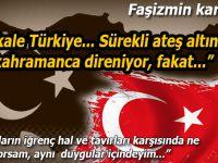 Türkiye son kale!