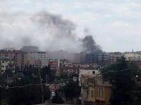 Midyat Emniyet Müdürlüğü'ne bombalı saldırı