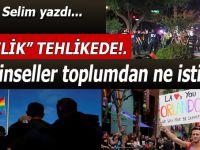 """Faruk Selim yazdı; """"İbnelik tehlikede!"""""""
