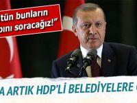 """Cumhurbaşkanı Erdoğan; """"Bütün bunların hesabını soracağız!"""""""
