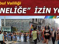 """İstanbul Valiliği; """"İbne""""liğe izin yok!"""