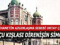 """""""Gezi"""" ihanetinin asıl nedeni ortaya çıktı; """"""""Topçu Kışlası Milli direnişin simgesi"""""""