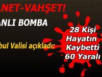 Kudurmuş vahşet; Vali açıkladı; 28 Kişi hayatını kaybetti, 60 yaralı var!