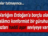 Erdoğan da seni gazeteciliğe yükseltti ama kimsenin sesi çıkmıyor..