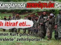 """Gericiliğin böylesi; Kürt gençlerini """"Zerdüştlük""""le zehirliyorlar!"""