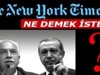 New York Times ne demek istedi?