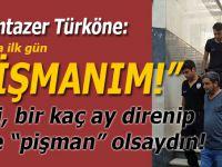 """Mümtazer Türköne; """"Pişmanım!"""""""
