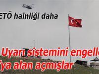 Milli uyarı projesini engelleyip PKK'ya alan açmışlar!