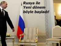 ABD ve Batı'nın ihanetine karşı Rusya ile tarihî adım!