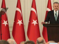 Başbakan Yıldırım: FETÖ'nün 50 bin kişilik yapıları var
