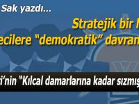 Şükrü Sak yazdı; Stratejik bir hata; Darbecilere demokratik davranmak!
