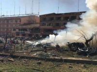 Elazığ Emniyet Müdürlüğü'ne bombalı araçla saldırı