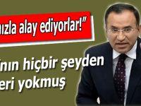 Türk milletinin aklıyla alay ediyorlar!