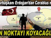"""Cumhurbaşkanı Erdoğan; """"Birileri meydan okuyorlar! Siz ne olacağınızın hesabını yapın!"""""""