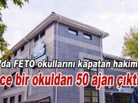 """""""FETÖ'nün sadece bir okulundan 50 ajan çıktı!"""""""