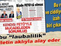 """""""Ak Parti'de FETÖ'cü yok""""muş, haberiniz olsun!"""