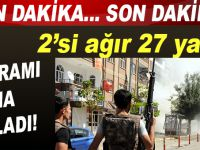 PKK bayramı kana buladı; Van'da bombalı saldırı!