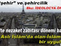 """Paris Belediyesi, İbda İdeolocyasından mülhem; """"Nezaket zabıtası"""" dönemini başlattı!"""