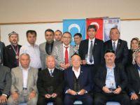 TKÜUGD'dan 'Doğu Türkistan Sürgün Hükümeti' uyarısı