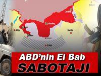 """ABD'nin """"El Bab"""" sabotajı!"""