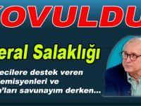 Ali Bayramoğlu Yeni Şafak'tan kovuldu!