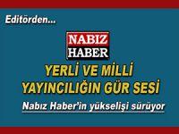 Editörden; Nabız Haber'in yükselişi sürüyor!