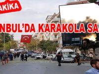 Son dakika; İstanbul'da karakola saldırı; Olay yerine çok sayıda ambülans sevkedildi!