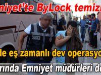 ByLock kullanan polisler tesbit edildi; 35 ilde büyük operasyon!