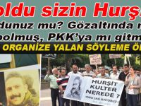 Hurşit'i gözaltında arıyorlardı, PKK'da ortaya çıktı!