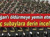 Erdoğan'ı öldürmeye yemin etmişler!