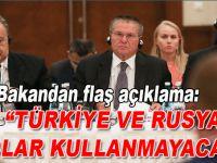 """Rus bakandan flaş açıklama; """"Türkiye ve Rusya dolar kullanmayacak!"""""""