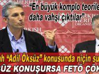 """Fetullah Gülen """"Adil Öksüz"""" konusunda niçin susuyor?"""