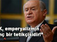 """Devlet Bahçeli; """"FETÖ'ye ne yapılıyorsa PKK'yı da kapsasın!"""""""
