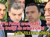Adil Öksüz'le Fettoş arasındaki telefon trafiği ortaya çıktı!