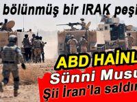 ABD, bölünmüş bir Irak peşinde!