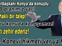 Cumhurbaşkanı Erdoğan; Hayatı zehir ederiz!