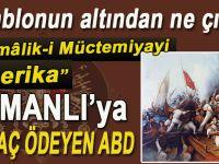 Türk bayraklı o tablonun altından bakın ne çıktı?