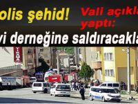 Gaziantep'te canlı bomba kendini patlattı: 3 polis şehid!