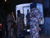 Ankara'da IŞİD'li canlı bomba!