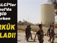 IŞİD Kerkük'e girdi-Çatışma devam ediyor
