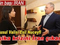 """Nuceyfi; """"Başika krizini İran çıkardı!"""""""