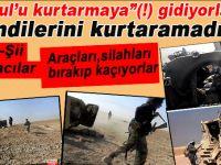 """""""Musul'u kurtarmaya""""(!) giden yağmacılar, kendilerini kurtaramadı!"""