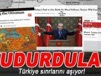 """Tek kelimeyle; Kudurdular; """"Türkiye sınırlarını aşıyor!"""""""