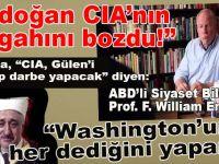 """ABD'li siyaset bilimci; """"Erdoğan'ın hamlesi CIA tezgahını bozdu!"""""""